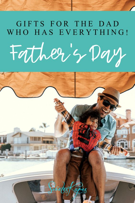 Unique Father's Day Gifts & Celebration Ideas featured by top US lifestyle & fashion blog, Sveeteskapes